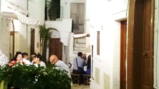 Zio Pietro a Cisternino, risto-macelleria con Fornello