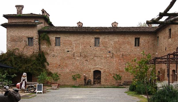 Antica Corte Pallavicina nel Parmense: ristorazione, benessere e cultura