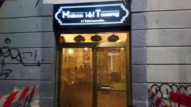 Maison Touareg, cucina da favola al primo bistrot marocchino di ...