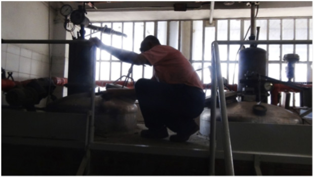La Distilleria Giovi