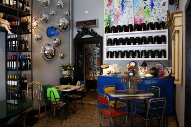 Tavola e moda in mostra al The Small di Milano