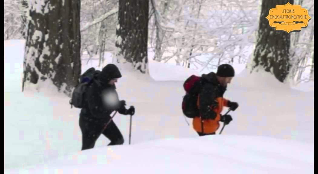 Avventurosa escursione sul Vannino, in mezzo alla bufera…