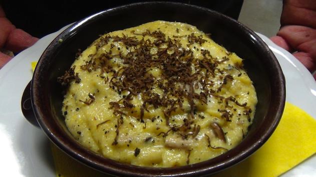 La ricetta della Polenta Carbonera
