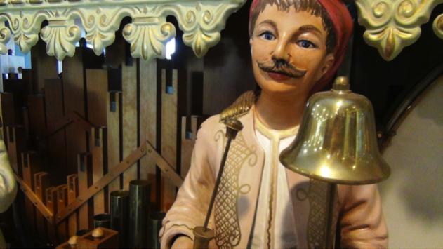 Gli Automi musicali del Museo Nicolis
