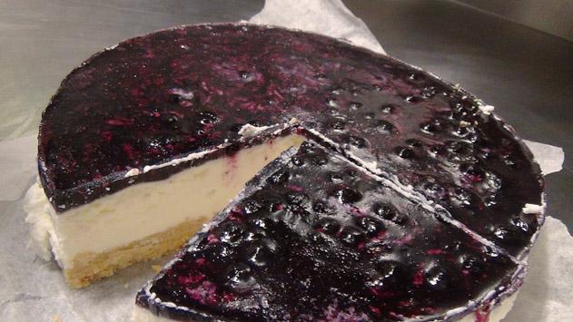 La ricetta della Cheesecake alla veronese