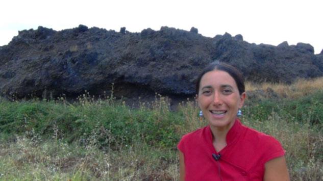 Il miracolo della lava che salvò la vecchia vigna, a Randazzo (CT)