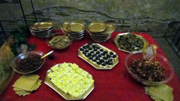 Ancient Aperitif, la cucina dell'antica Roma torna in tavola al Celio