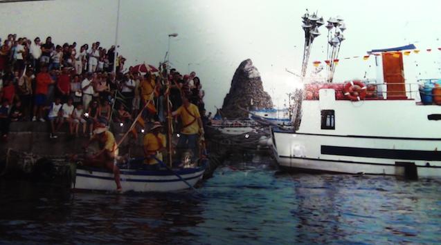 U pisci a mari, la festa sull'acqua di Aci Trezza