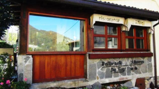 Gli Scapinasc, ravioli di famiglia Da Gigi a Charlie in Valsassina