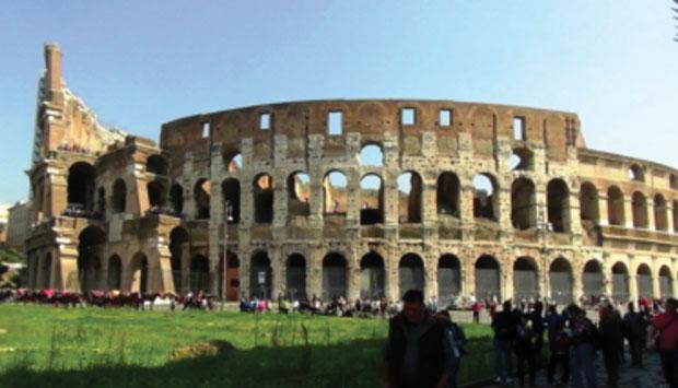 Cosa mangiavano gli antichi Romani durante gli spettacoli al Colosseo?