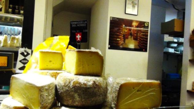 I migliori formaggi della Svizzera italiana? Da Gabbani a Lugano