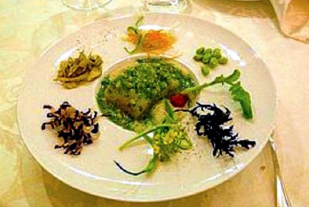 Viaggio dei sensi nel salotto gourmet di Sanremo
