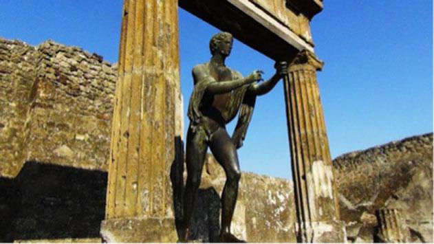 Specialmente… a Pompei e sul Vesuvio, in un giorno