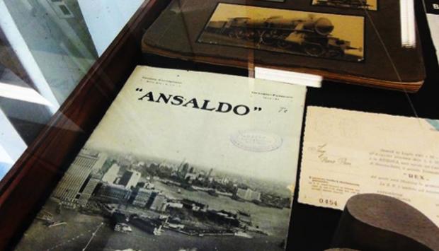 La storia dell'Ansaldo di Genova