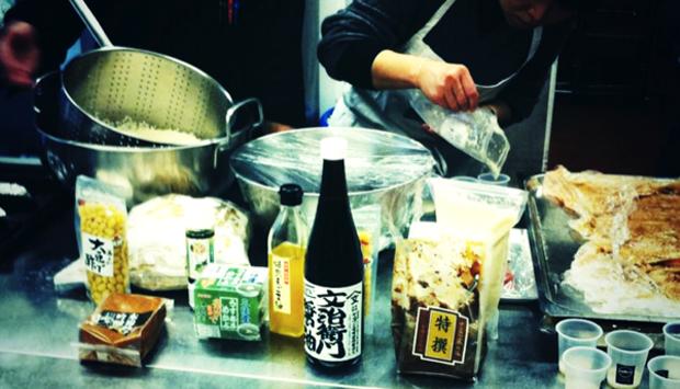 Buon misotto dal Tohoku, un sakè dopo lo tsunami