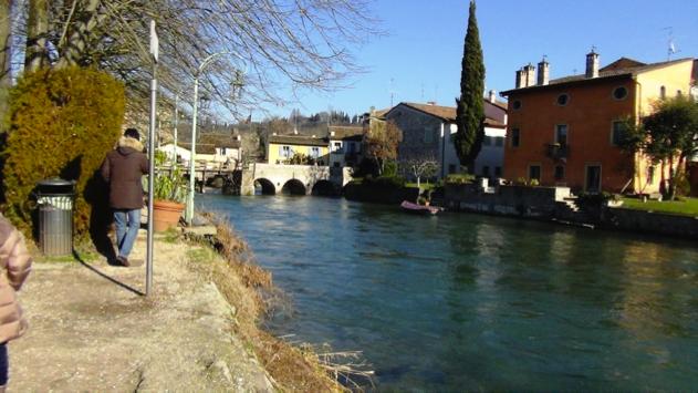 Il Borghetto di Valeggio sul Mincio (Verona)