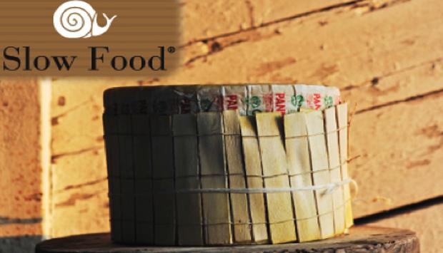 Pannerone di Lodi, formaggio Presidio Slow Food della Lombardia