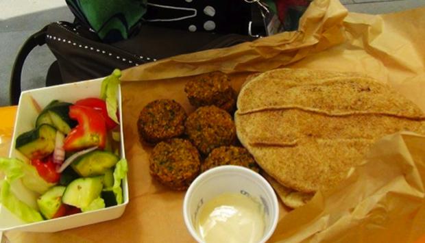 Piatti tipici della cucina dell'Israele