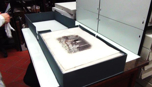 Le foto colorate dell'800 di Felice Beato, negli archivi Alinari a Firenze