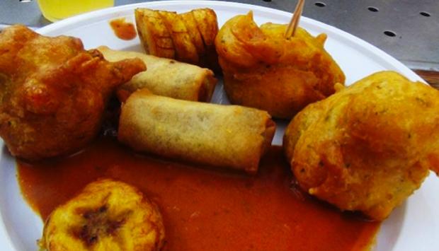 Street-food del Gambia, tra salsa di arachidi e frittura vegetale