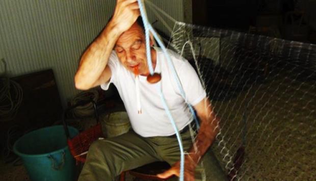 La tessitura delle reti da pesca a Trapani: riflessioni di un artigiano