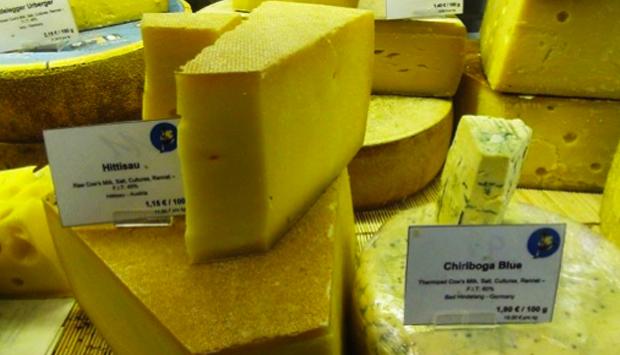 I formaggi della Germania e dell'Austria, delizie da scoprire