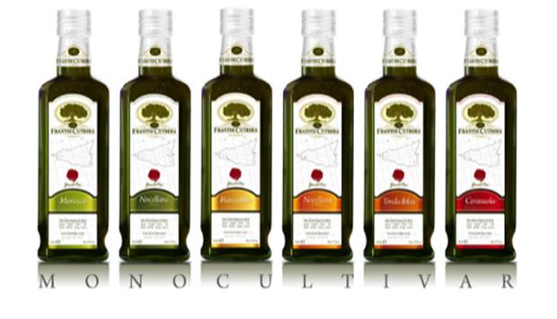 Le Monocultivar di Olio Siciliano dei frantoi Cutrera