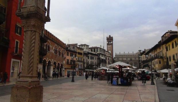 Verona, capitale dell'amore (in)contrastato