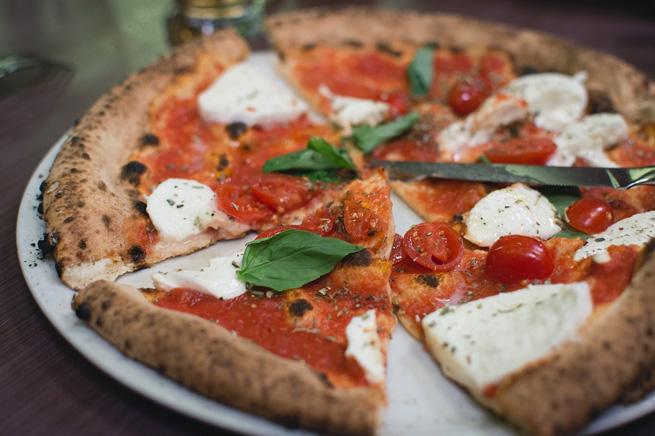Le migliori pizze alla napoletana a Milano e in Lombardia