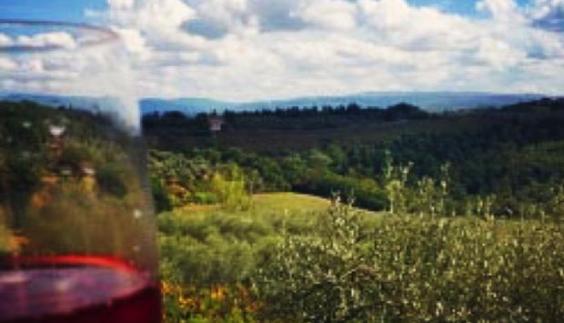 Il Colorino, il vero remoto vitigno autoctono della Toscana