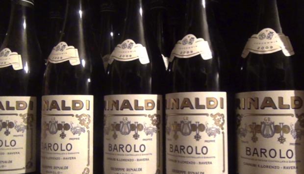 Beppe Rinaldi, l'arte di fare vino in direzione ostinata e contraria