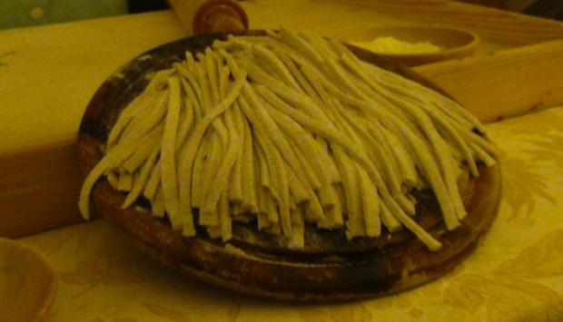 I pizzoccheri originali della Valtellina: un'Accademia a Teglio (SO)
