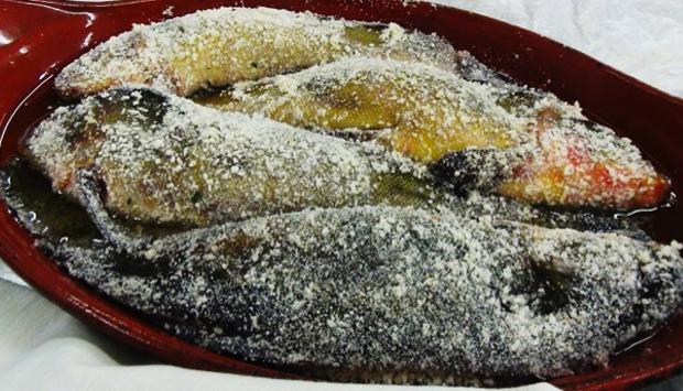 Antica Trattoria del Gallo a Clusane (BS), regno della Tinca al forno