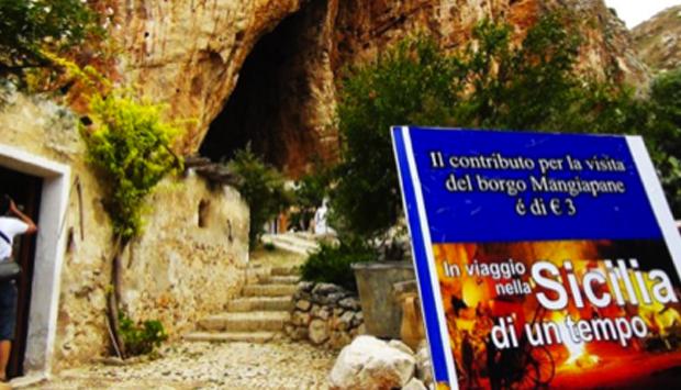 Grotta Mangiapane a Custonaci (TP), viaggio nella Sicilia di un tempo
