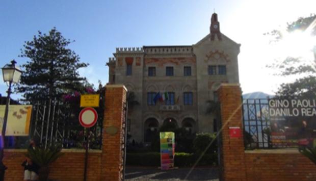 Palazzo Florio, l'edificio-museo che rappresenta Favignana (Egadi)