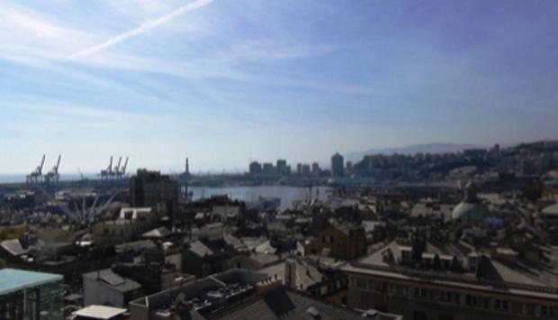 Genova e i suoi simboli, dal mare al centro urbano