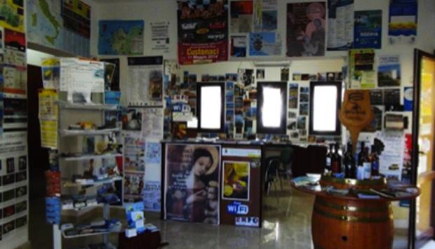 L'ufficio turistico del Comune di Custonaci, il migliore d'Italia