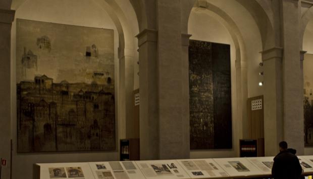 San Giorgio in Poggiale a Bologna, trasformata in biblioteca d'arte