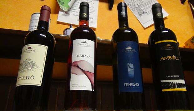Il vino di Bova (RC), da provare alla Degusteria I Platia