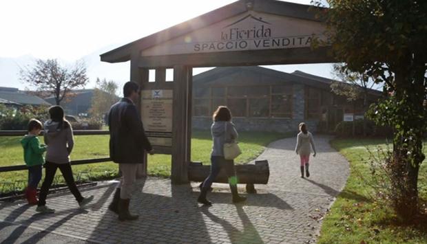 Agriturismo La Fiorida, gusto e benessere naturale in Valtellina