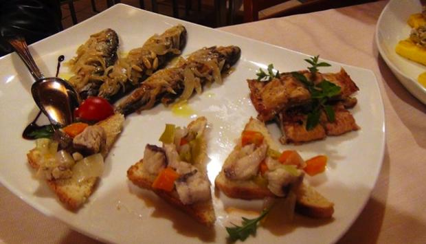 La pesca nel Lago di Garda e la ristorazione della sponda bresciana