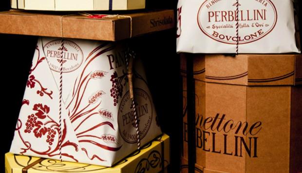 Le specialità natalizie dell'Offelleria Perbellini di Bovolone (VR)