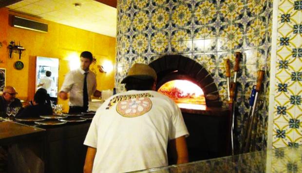 Piedigrotta Groove, a Varese la pizza di Cioffi ispirata alla musica