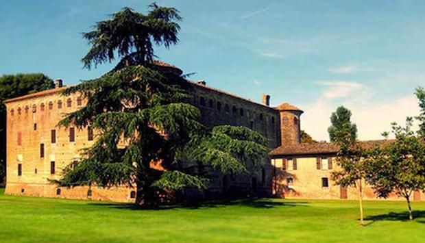 Il Castello di San Pietro in Cerro, in provincia di Piacenza
