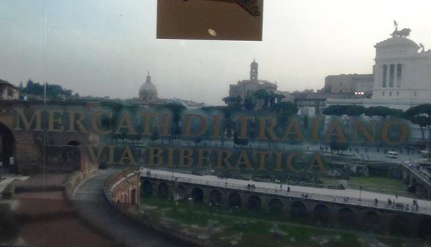 A Roma, i Mercati di Traiano non erano dei… mercati