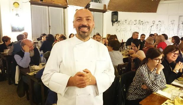 Le pizze varesotte di Beppe Rocca celebrate da Slow Food Legnano