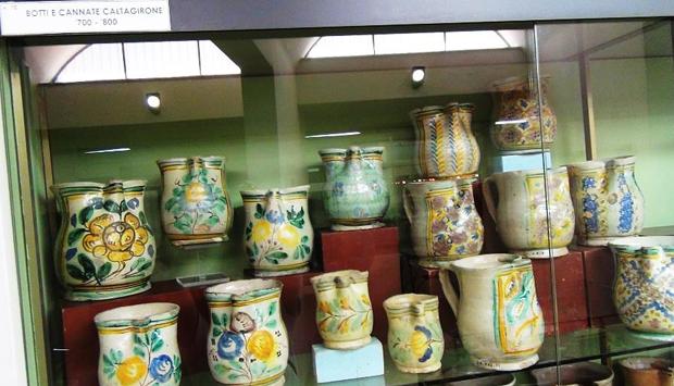 Museo della Ceramica di Caltagirone, mostra del Genio creativo siciliano