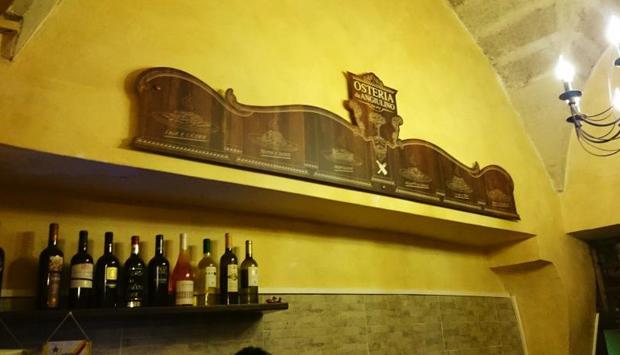 Osteria da Angiulino a Lecce, ristorazione popolare storica della città