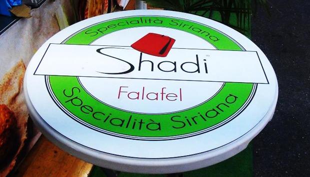 Shadi Falafel, specialità siriane al Latinfiexpo di Busto Arsizio (VA)