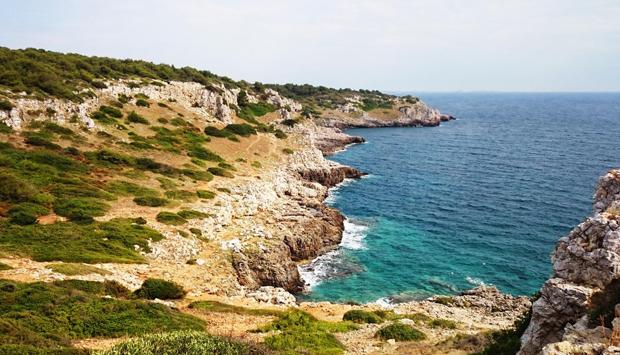 Porto Selvaggio (Nardò, LE), vertiginosa bellezza naturale del Salento